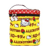 【美國JuJuBe媽咪包】HelloKitty聯名款FuelCell保溫保冷袋-Strawberry Stripes 草莓條紋