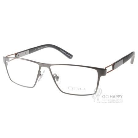 OGA眼鏡 極致簡約款(古銅) #OGA 7303O GO020