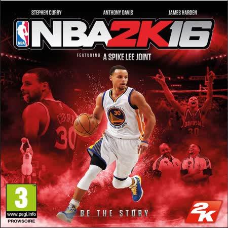 PC遊戲《NBA 2K16》 亞版 中英文版