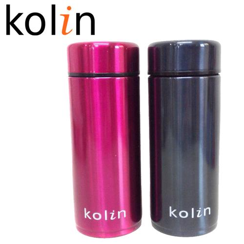 歌林Kolin~304不鏽鋼隨手杯500ml^(KPJ~SH03G^)顏色