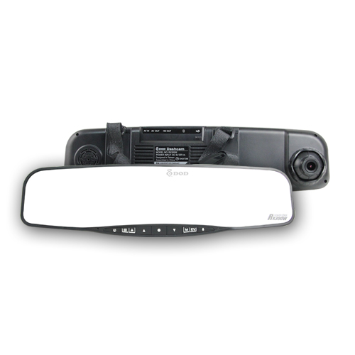 DOD RX300W FULL HD 1080P 後視鏡型行車行車記錄器 ptt記錄器 (送16G Class10記憶卡)