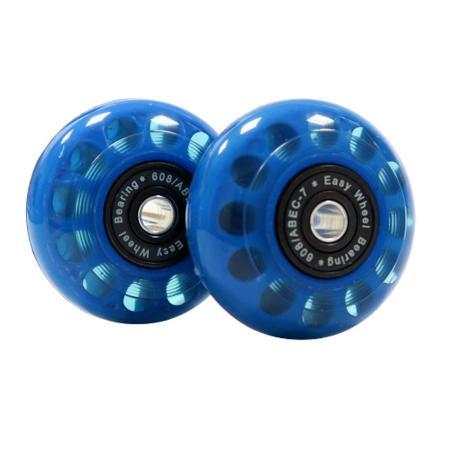 易行輪組(CarryMe/Brompton/ORI專用) 深藍