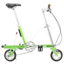 【CarryMe】 STD 8吋單速折疊小輪車 綠茶青