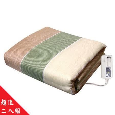 【韓國甲珍】恒溫電毯 KR3800-T 超值兩入組