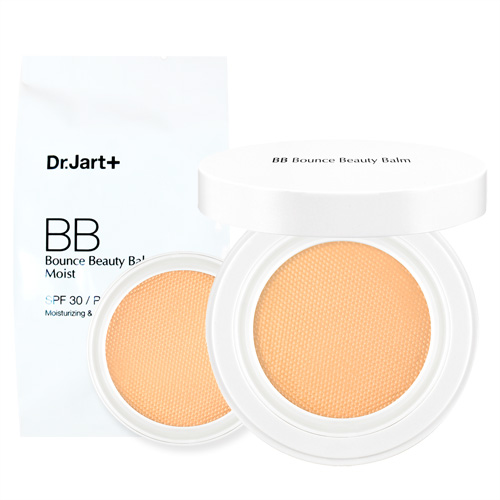 Dr.Jart+ 超持久彈力BB網狀氣墊粉餅霜SPF30/PA++ #1明亮色(粉餅*1+補充蕊*1)
