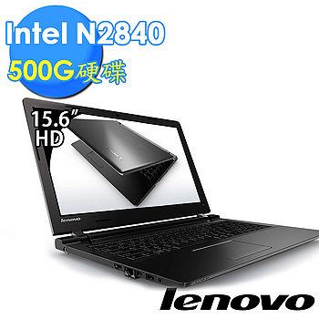 Lenovo IdeaPad 100 15.6吋 《無系統》雙核心 500G經濟筆電(80MJ008NTW) ★送lenovo滑鼠+清潔組+鍵盤膜+滑鼠墊+筆電包