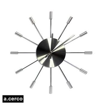 a.cerco a.cerco 鋁製錐形 掛鐘