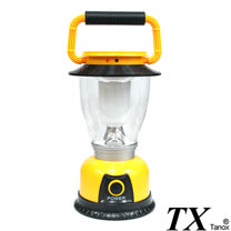 【特林TX】LED芒果黃太陽能露營燈(GSH-6077TC-159)