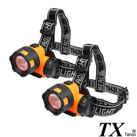 【特林TX】高亮度3W冷光LED頭燈/兩組入(H-1-15103c)