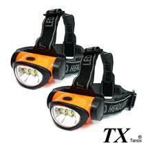 【特林TX】簡易輕便型頭燈2入(H-5-1593c)