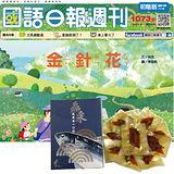 《國語日報週刊》初階版半年25期 + 鱻采頂級烏魚子一口吃(10片裝/2盒組)