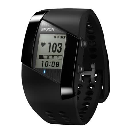 EPSON Pulsense 心率有氧教練 PS-500(心率運動手錶)
