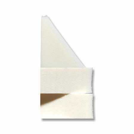 KRYOLAN歌劇魅影 專業三角海棉(6pcs)X3個