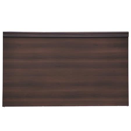 【優利亞-簡約美學木心板】雙人5尺床頭片(2色可選)