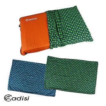 ADISI 格紋枕頭套AS15174 / 城市綠洲專賣(四方形.規則型.露營.枕頭套)