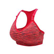 (女) INSTAR 細肩帶運動內衣-運動BAR 背心 韻律 有氧 瑜珈 比基尼 桃紅