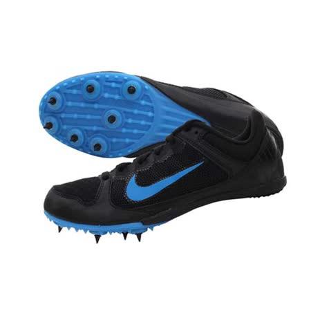 (男女) NIKE ZOOM RIVAL MD 7 田徑釘鞋- 短距離 中距離 比賽 黑藍