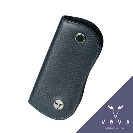 VOVA 凱旋系列IV紋單鎖包(墨藍色)VA104W006NY