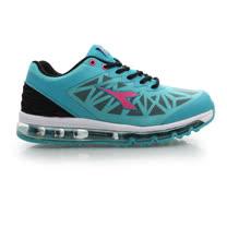 (女) DIADORA 氣墊慢跑鞋-路跑 寬楦 運動鞋 休閒鞋 藍白黑