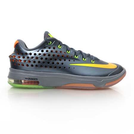 (男) NIKE KD VII ELITE -籃球鞋- KEVIN DURANT 銀灰橘螢光黃