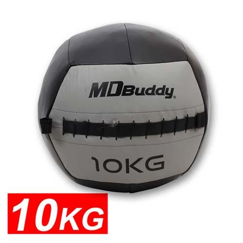 MDBuddy 皮革重力球 1新光 百貨0KG-藥球 健身球 韻律 訓練 隨機 F