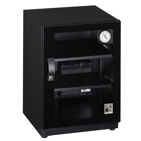 【收藏家】時尚環控款72公升電子防潮箱CD-75