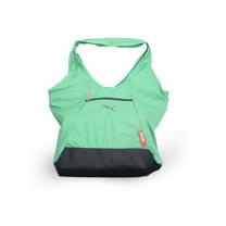 PUMA FIT AT 購物袋-單肩包 手提包 淺綠灰 F