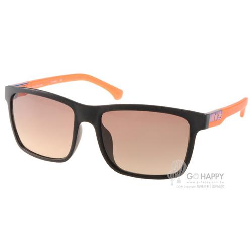 Calvin Klein太陽眼鏡 百搭 款^(黑~橘^) ^#CKJ765SAF 002