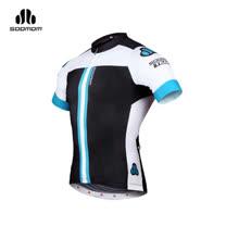 (男) SOOMOM GTR 短袖車衣 -速盟 自行車 單車 防曬 黑湖水綠