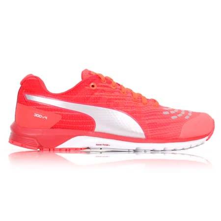 (女) PUMA FAAS 300 V4 WN 慢跑鞋 - 路跑 橘紅