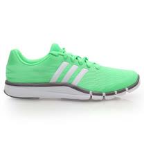 (女) ADIDAS 360.2 PRIMA 室內多功能健身鞋- 愛迪達 運動 綠白