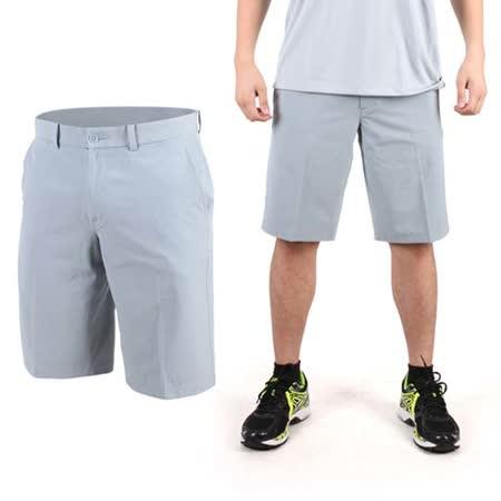 (男) NIKE GOLF 快速排汗短褲- 休閒 戶外 高爾夫球 淺灰