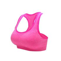(女) INSTAR 寬肩帶運動內衣-運動BAR 背心 韻律 有氧 瑜珈 螢光粉