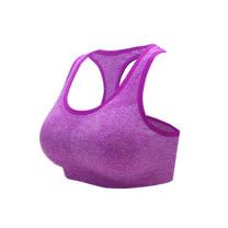 (女) INSTAR 寬肩帶運動內衣-運動BAR 背心 韻律 有氧 瑜珈 紫