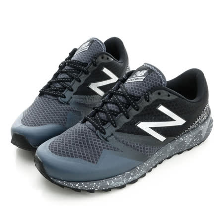 New Balance (男)慢跑鞋-黑-MT690LB1