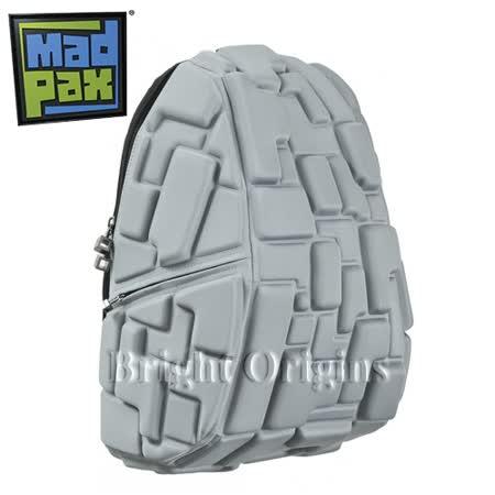 MadPax時尚造型包 積木包 大包(灰色)