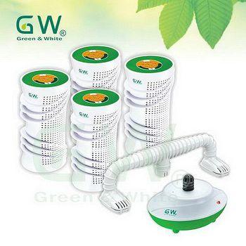 GW 水玻璃分離式除濕機 6件組