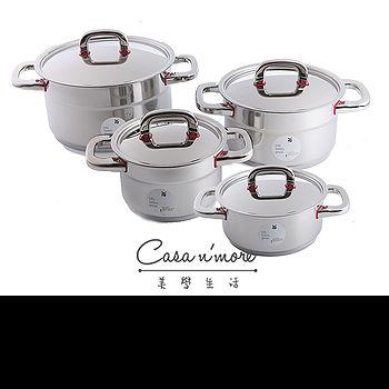 WMF Premium one 鍋組 湯鍋 4件鍋組 帝王鍋 德國製