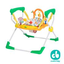Creative Baby快樂樂園第二代易收納兒童彈跳椅(Happy Zoo Jumper)