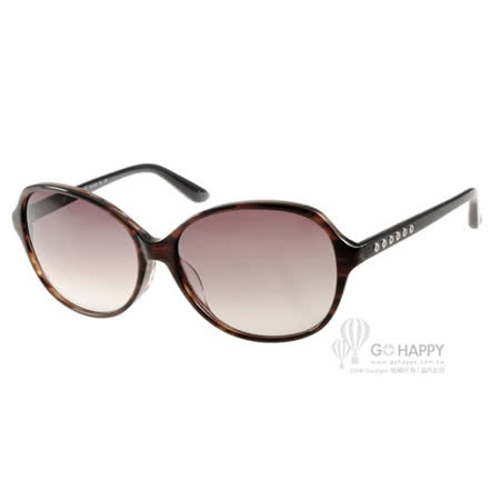 agnes b.太陽眼鏡 簡約百搭款(琥珀) #AB2821 AW