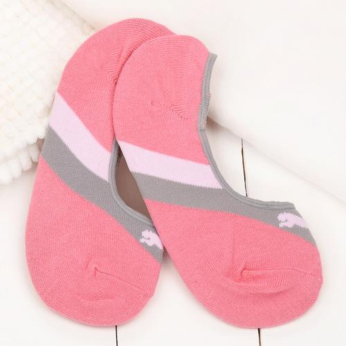 PUMA 船型襪 PU90654003~粉~GI0361
