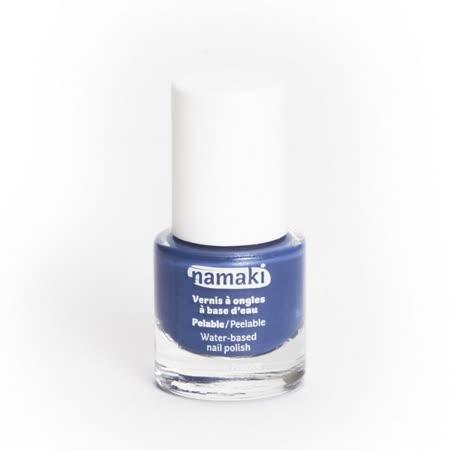 法國namaki 幼兒專用可撕式水性指甲油-奇幻紫