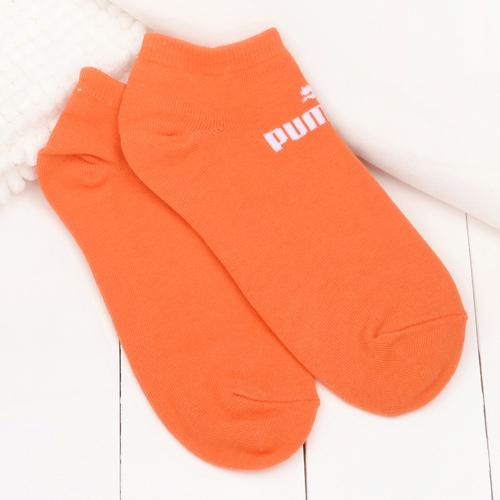 PUMA 腳踝襪 PU90615827~橘~GI0360