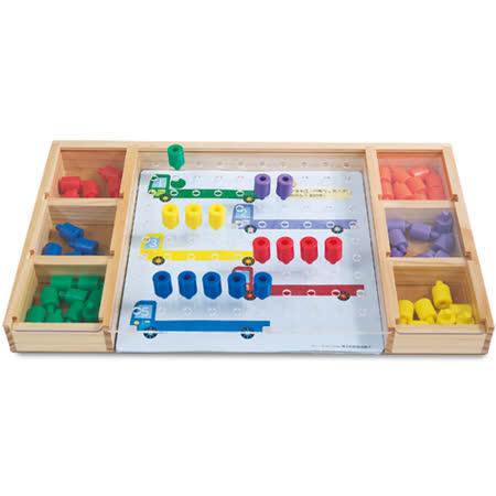 【小康軒多元學習教具】數學系列-棋子對對碰 6810200290