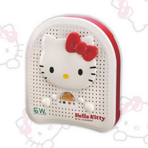 Hello Kitty 水玻璃除溼機-蝴蝶結 (E-350KT)