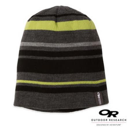 【美國 Outdoor Research】VIVID BEANIE 輕量透氣防風毛帽(僅70g)/帽子.防潑水.吸濕排汗.遮耳保暖帽_灰 86433