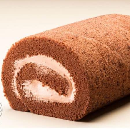 【台灣茶奶茶4℃蛋糕專賣】巧克力蛋糕捲