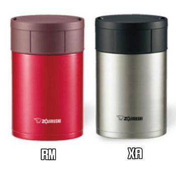 象印 可分解杯蓋不鏽鋼真空燜燒杯0.55L (SW-HAE55)