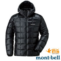 【日本 MONT-BELL 】男款 800FP U.L.Guide 超輕羽絨連帽外套/輕量防風夾克.禦寒大衣_黑 1101464