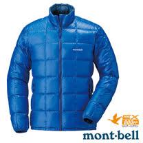 【日本 MONT-BELL 】男款 800FP 超輕保暖羽絨夾克/Superior 鵝絨外套.輕量防風夾克.禦寒大衣_皇家藍 1101466
